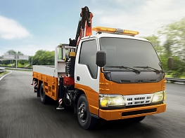 Truck Loader Crane | Hiab | Courses | NZQA | Axiom Training